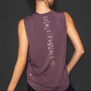 Lulu lemon Soulcycle tank